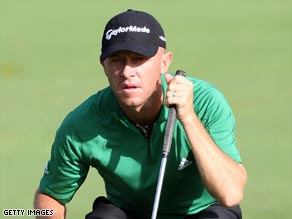 Australian Green shot a second successive four-under-par 66 to share the lead in the Sony Open.