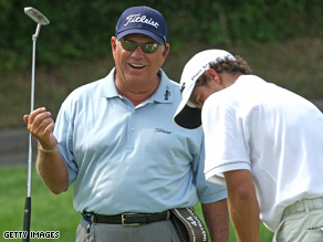 Butch Harmon tells CNN about his time coaching the greats of golf.