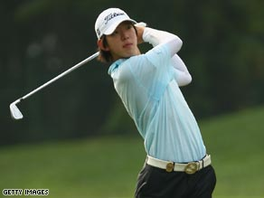 Teenager Noh fired an eagle and nine birdies against a lone bogey in the Malaysian Open first round.