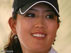 Teenage sensation Wie has returned to her best form in the LPGA Tour opener.
