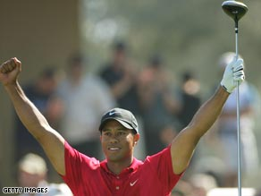 Will Tiger's return to the golfing ranks spur his rivals to raise their games?
