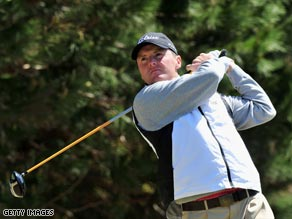 Hoey needed a playoff in Portugal to secure the first European Tour title of his career.