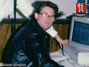 Gil Poulsen of Franklin Park, New Jersey, has a Macintosh museum in his basement.