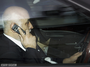 Studies suggest that talking on a hands-free cell phone while driving is just as dangerous as a handheld one.