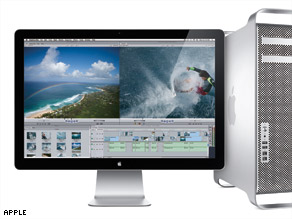 "Apple on Tuesday announced a new Mac Pro high-end desktop powered by Intel's ""Nehalem"" processor."