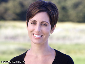"Lisa Genova, author of ""Still Alice,"" found success after self-publishing her novel."