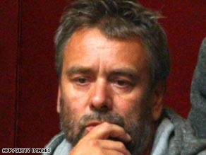 French filmmaker Luc Besson attended the vote passing the new law into action.