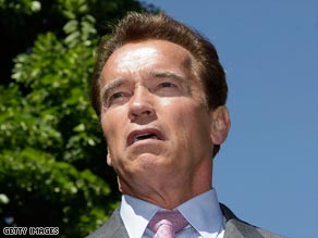 Your question will not be terminated: CNN.com interview with Arnold Schwarzenegger used your 'dugg' questions.