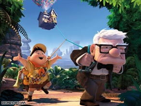 "Making Christmas Memories: a lesson from Pixar's ""Up"""