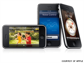 Game developers aren't hurrying to create games specifically for the new iPhone 3GS.
