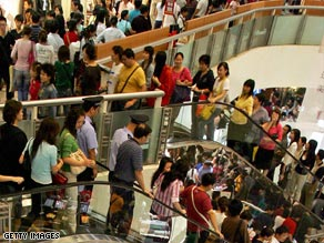 Shop therapy: Organizing themselves online, Chinese shoppers hunt for bargains in packs