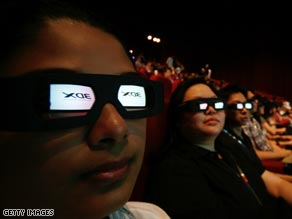 Specs appeal: 3D is on its way to being free of 3D glasses as the format is rapidly advancing.
