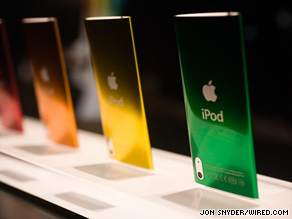 By not adding a camera to its iPod Touch, Apple may boost sales of its iPod Nano.