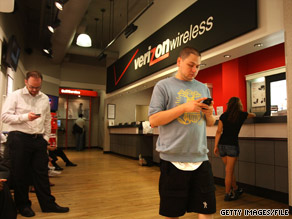 Verizon wins great reviews for its network but not for its phones, which lack the buzz of other devices.