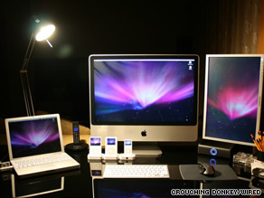 Apple geeks and the tech community have begun exchanging whispers about new Macs due in stores soon.