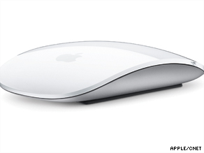 Apple has made a wireless mouse and keyboard the default options, and both have received redesigns.