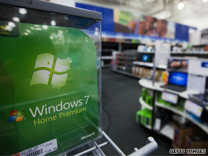 Windows 7, on sale Thursday, October 22, has already received early positive reviews.
