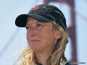 Life changer: From successful career to ocean rower, Savage has been an inspiration for many.
