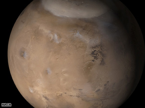 Mars may be more active than previously believed, scientists say.