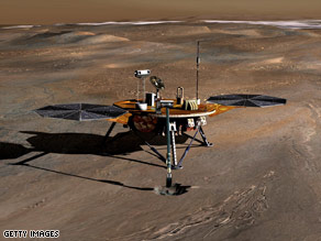 "More than 38,000 people followed NASA's ""tweets"" of the Mars Phoenix Lander mission."