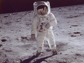 Aldrin says a mission to colonize Mars would restore a sense of adventure and excitement to space travel.
