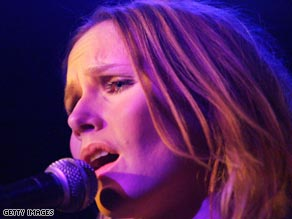 "Nina Persson: ""I'm still only a singer."""
