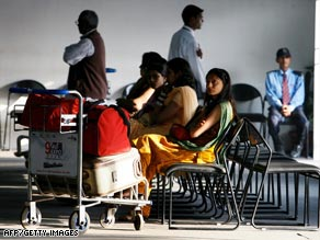 Sitting comfortably? Not at Delhi's Indira Gandhi International Airport, ranked by some as one of the worst.