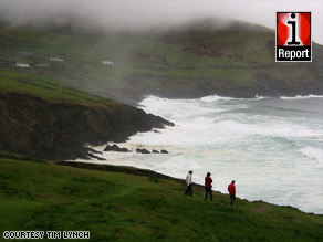 iReporter Tim Lynch took this photo on the Dingle Peninsula.