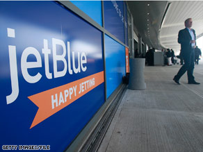 JetBlue promises to refund some tickets purchased before a traveler is laid off from a job.