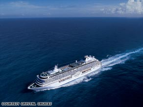 Luxury line Crystal Cruises is offering up to $2,000 per couple in spending credit.