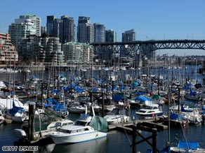 Too perfect? Vancouver boasts that it has it all, and many visitors will agree.