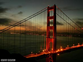 From dawn till dusk and into the tiny hours, San Francisco is a city where you'll find a host of unique attractions.