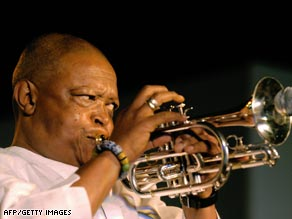 Hugh Masekela: