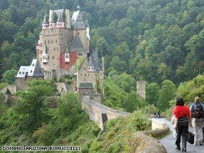 Germany's Burg Eltz is more than 700 years old and was never conquered.
