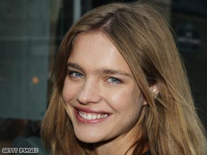 Natalia Vodianova: &quot;I really love people and I try to never say no if someone needs my help.&quot;