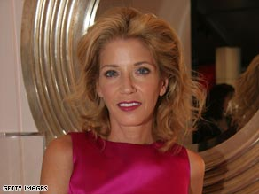 "Candace Bushnell. ""In New York you're going to see sides of human nature that you're going to be shocked by."""
