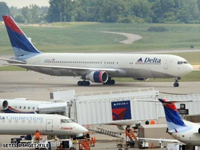 Delta was expecting to begin direct flights to three African cities this month.