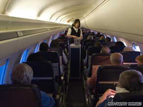 Flight attendants deal with hundreds of people every day. The job requires lots of patience and diplomacy.