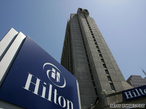 A frequent Hilton guest had trouble getting his award points.