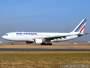 U.S. air safety authorities have ordered the replacement of a part on A330 planes following the crash of Air France Flight 447.