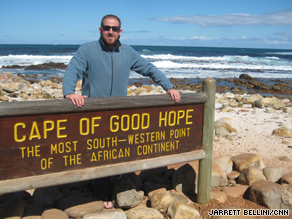 Jarrett Bellini explores South Africa's Cape of Good Hope.