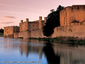 More than 900 years old, Leeds Castle regularly received Henry VIII as a guest.