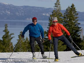 Wisconsin's Telemark Resort offers trail passes that are cheaper than most: $11 per day.