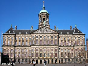 The Royal Palace in Amsterdam is re-opening after a three-year renovation.