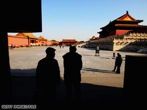 The Forbidden City served as the highly guarded headquarters for two dozen emperors and their clans.
