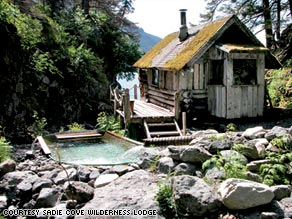Alaska's remote Sadie Cove Wilderness Lodge has been welcoming guests for nearly 30 years.