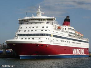 Boats between Stockholm and Helsinki offer the delights of a luxury cruise ship at an affordable price.