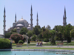 Savor the flavors of Istanbul in between visits to the city's landmarks.
