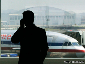 International roaming fees cost U.S. businesses an average of $693 per trip per traveler, says a survey.