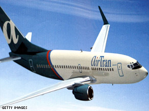 A Muslim family was removed from an AirTran flight after a conversation about the safest place to sit.